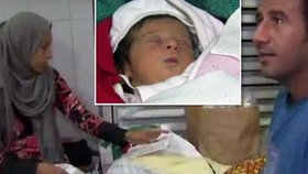 Symbol naděje na nádraží přeplněném uprchlíky: Narodily se dvě holčičky