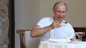 Putin káže Evropě zmítané migrační krizí: Já jsem vám to říkal
