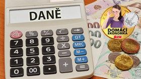 Daňová kalkulačka: Vypočítejte si daň z příjmu pro zaměstnance