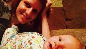 Oscarová zpěvačka Markéta Irglová poprvé ukázala synka, jeho jméno neuhádnete