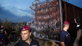 Maďaři vyhlásili kvůli běžencům krizový stav. Otevírá cestu armádě