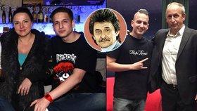 Včerejší Krausův host BeatSolčy: Je to syn zpěvačky Rezkové!