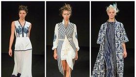 Takhle si budoucnost v české módě představuje Iva Burketová a Monika Drápalová