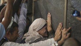 Letošní pouť do Mekky se zapíše jako netragičtější. Zahynulo při ní nejméně 1753 lidí