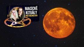 Magické rituály s Arianou a Ravenem: Máme se děsit Krvavého úplňku?