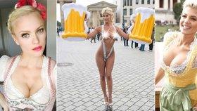 Vykozené Němky, jawohl! 10 nejvíc sexy micin z Oktoberfestu