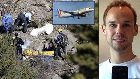 Ať se zodpovídají i Lubitzovi lékaři, chtějí příbuzní obětí z letu Germanwings