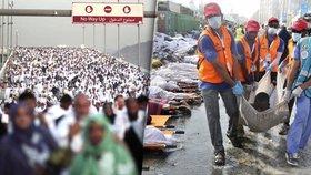 Kdo může za tragédii v Mekce? Saúdové viní africké poutníky, poutníci prince