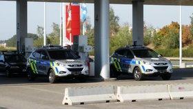 "Víkendová policejní specialita. Na šoféry posílá nové ""čtyřkolky"" z Nošovic"