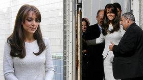Vévodkyně Kate za mřížemi: Vražedkyně překvapila návštěvou