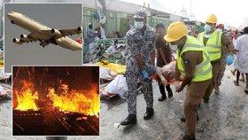 Ušlapání, požáry, pády letadel, bomby: Pouť do Mekky stála život tisíců lidí