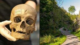Hrozivý nález v pražské Šárce: V parku ležela lidská lebka