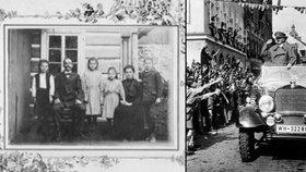 Německé děti plánovaly bombový útok na naši chalupu,  vzpomíná na obsazení Sudet pamětnice z Pece