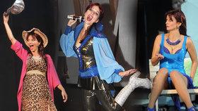 Gondíková si odbyla premiéru v Mamma Mia! Herečka ukázala postavu v sexy plavkách