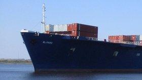 USA měsíc zadržují loď, na které jsou i Češi! Prý znečistila vody