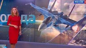 """""""Ideální počasí k bombardování Sýrie,"""" hlásila ruská rosnička"""