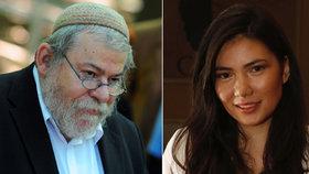 Rabín si urovnal soukromí. Po milence a rozvodu Sidona potvrdili ve funkci