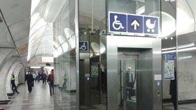Jiřího z Poděbrad, Invalidovna i Opatov: Tři stanice metra budou nově bezbariérové