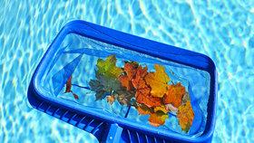 7 rad, jak dobře zazimovat bazén. Ušetříte tisíce korun a kubíky vody