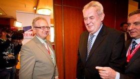 """SPO jede na """"Zemanově vlně"""": Před volbami se potichu vrací zemanovci"""