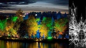 Signal festival se vrací: Podívejte se, jak se Praha rozzáří!