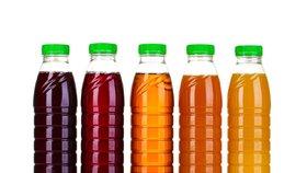 VELKÝ TEST: Některé ovocné sirupy neobsahují ani stopu ovoce. Které dětem nekupovat?