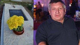 Poslední životní investice Jiřího Krytináře (†68): Do hrobu nacpal 50 tisíc!