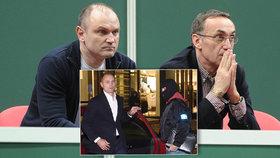 Detaily razie: V síti odposlechů uvízl Langerův přítel, policisté i hejtman