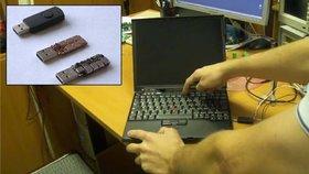 Rus sestrojil USB flashku, která usmaží váš počítač 220voltovým výbojem!