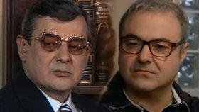 Martin Zounar alias MUDr. Bohdan Švarc z Ordinace: Hrát »sviňáka« mě učil Cvach Vinklář!