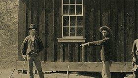 Sběratel koupil za 48 Kč fotku v hodnotě 120 milionů: Je na ní pistolník Billy the Kid