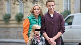 Tereza Pergnerová přiznala: Nemůžu se dívat, jak mi bijí syna