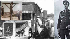 Hitlerův první vyhlazovací tábor: Plynové komory testovali na bláznech