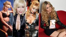Veteránka pornofilmů Dolly Buster slaví 46. narozeniny: Mrkněte se na sexy galerii!