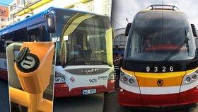 MHD v Praze se mění: Nabíječky v autobusech, platba kartou i wi-fi