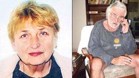 Po Pavlovi Landovském zemřel další člen rodiny: Hercova sestra Helena (†74) podlehla rakovině