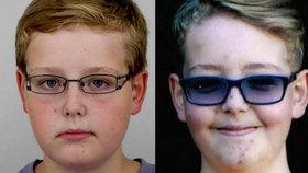 Neviděli jste Richarda (14)? Zmizel v Klatovech cestou do školy