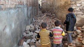 Zemětřesení, které zdecimovalo Pákistán a Afghánistán: 300 obětí!