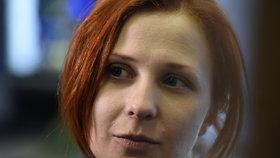 Členka Pussy Riot: Rudé trenýrky na Hradě? Zajímavá inspirace