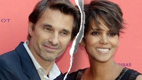 Halle Berry se potřetí rozvádí: S manželem bojují o miliony