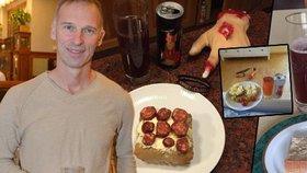 Haškova hororová samota: 10 strašidelných snídaní, které si připravil!