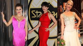 50 dílů StarDance! Podívejte se na nejkrásnější modely tanečnic!