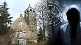 Zloději vykradli slovenský kostel: Byli to satanisti, tvrdí církev