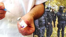 Hromadné očkování Čechů proti žloutence běženců. Pro koho je 4500 vakcín?