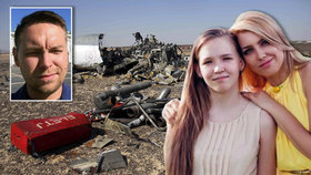 Šokující zpověď o identifikaci mrtvých z ruského letadla: Sestru (†37) nešlo poznat, neteř (†14) jakžtakž