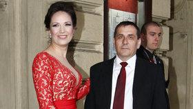 Manžel Terezy Kostkové, režisér Petr Kracik (57): Mám 6 dětí se 4 ženami. Ale proutník nejsem!
