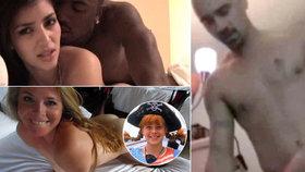 Domácí porna celebrit: Při sexu se natočila Kim Kardashian i Pipi Punčochatá! (18+)