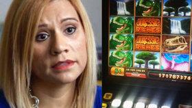 Žena na automatech vyhrála 200 milionů, kasino jí vyplatilo jen dva tisíce!