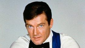 Zemřel Bond, James Bond. Roger Moore (†89) podlehl rakovině