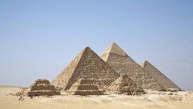 Kosmické záření odhalilo tajemství Velké pyramidy: Ukrývá záhadnou komnatu, co v ní je?